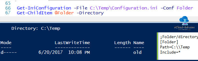 Powershell Parse INI file configuration, INI splatting, Ini data to hashtable.jpg