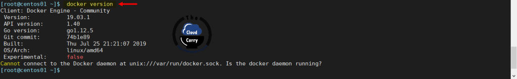 how-to-install-docker-on-centos-linux-docker-version-client-docker-engine-community-Cannot-connect-to-the-docker-daemon-at-unix-var-run-docker.sock-is-the-docker-daemon-running-1024x157.png